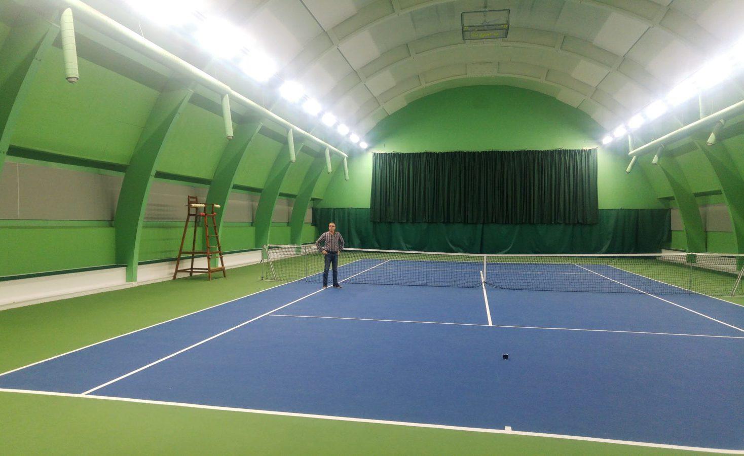 Borås Tenniscenter 2017