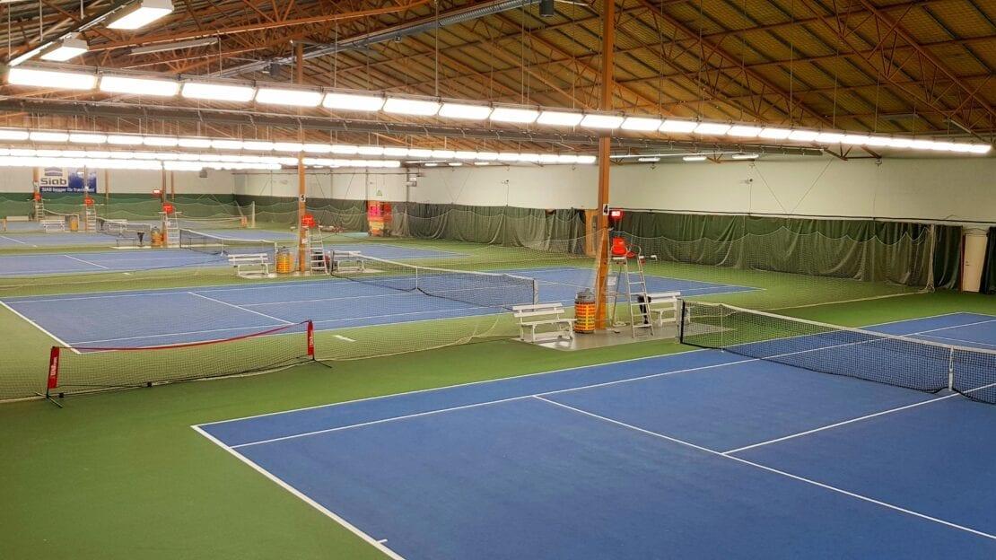 Järfälla Tennis med Harmonia Sport